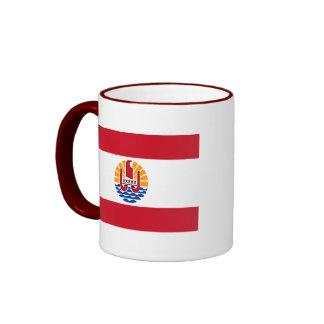 french polynesia ringer mug