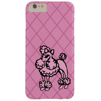 French Poodle iPhone 6 Plus Case