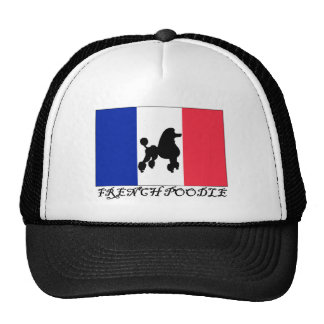 French Poodle Trucker Hat