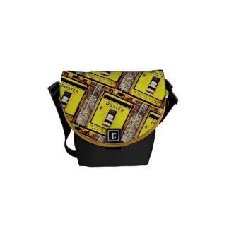French Postbox Mini Messenger Bag