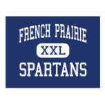 French Prairie Spartans Middle Woodburn Post Cards