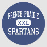 French Prairie Spartans Middle Woodburn Stickers