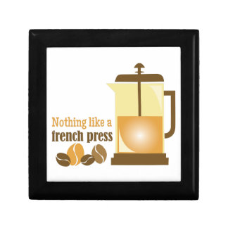 French Press Gift Box