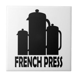 French Press Tile
