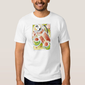 French Pressed Coffee T Shirt
