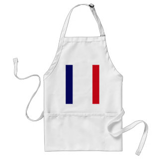 French pride! adult apron
