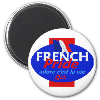 French Pride Magnet