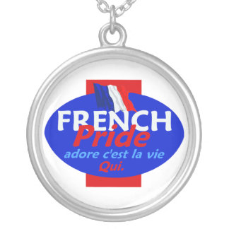 French Pride Necklace