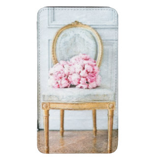 French Provencial Flowers Galaxy S5 Pouch