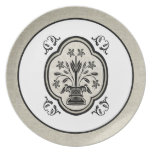 French Provincial Dinner Plates