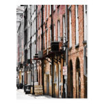 French Quarter Alley Postcard