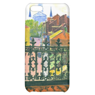 French Quarter Balcony Case For iPhone 5C