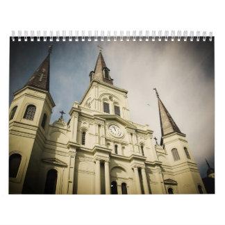 French Quarter Calendar