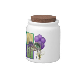 French Quarter Candy Jars
