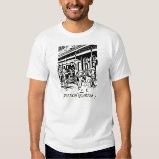 French Quarter Carriage T Shirt