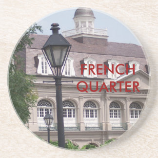 FRENCH QUARTER COASTER