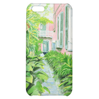 French Quarter Courtyard iPhone 5C Case