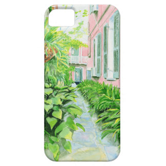 French Quarter Courtyard iPhone SE/5/5s Case