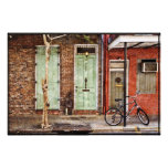 French Quarter Doorways Photo Print