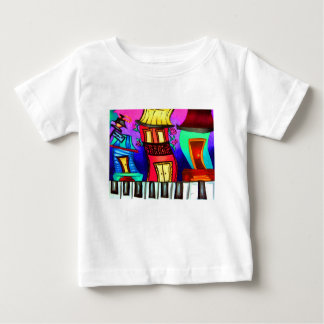 French Quarter houses on Royal Street Baby T-Shirt
