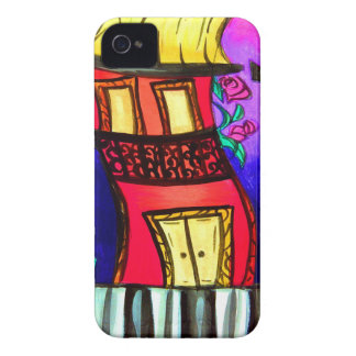 French Quarter houses on Royal Street Case-Mate iPhone 4 Case