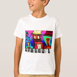 French Quarter houses on Royal Street T-Shirt