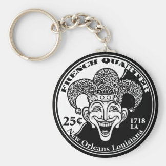 French Quarter Keychain