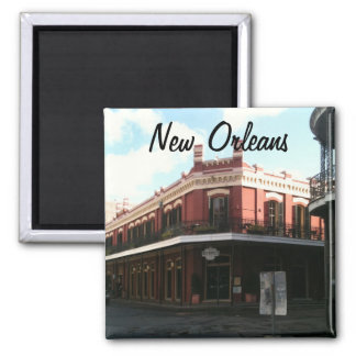 French Quarter New Orleans Louisiana magnet