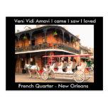 French Quarter - Postcard