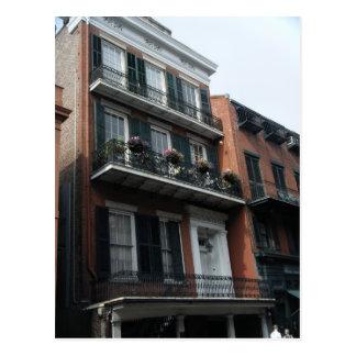 French Quarter Postcard