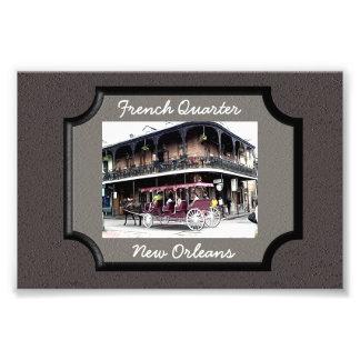 French Quarter - Small Print