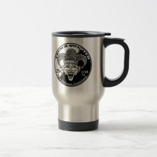 French Quarter Travel Mug
