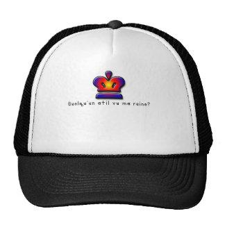 French-Queen Trucker Hat