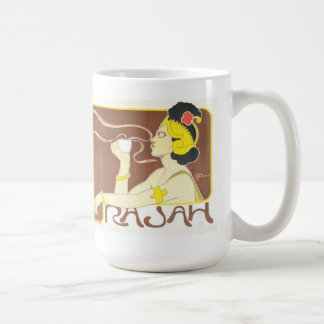 French Rajah coffee ad Coffee Mug