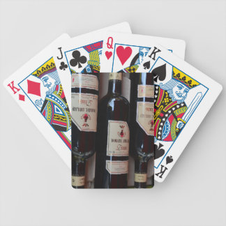 French Red Wine Playing Cards