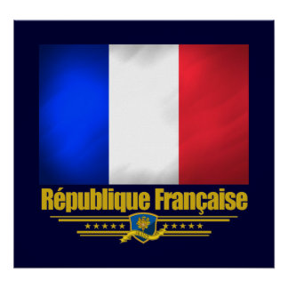French Republic Posters