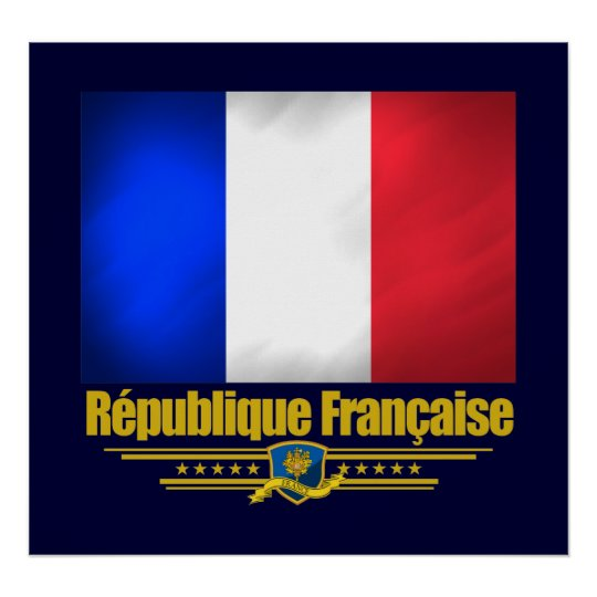 French Republic Poster