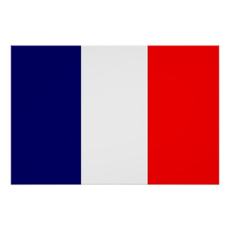 French Republic - République française. Poster