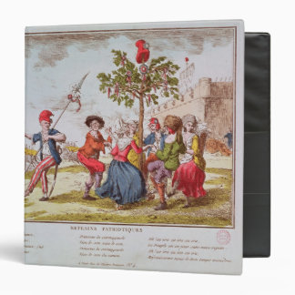 French revolutionaries dancing the carmagnole binder