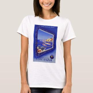 French Riviera Cote D'Azur T-Shirt