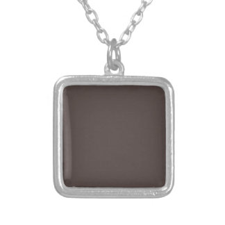 French Roast Brown Background. Chic Fashion Color Jewelry
