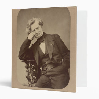 French Romantic composer Hector Berlioz Binder