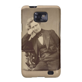 French Romantic composer Hector Berlioz Galaxy SII Cover