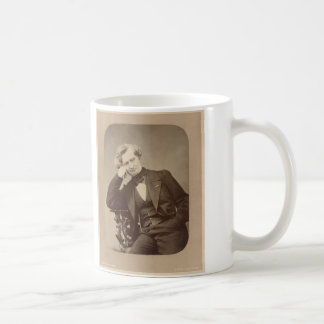 French Romantic composer Hector Berlioz Classic White Coffee Mug