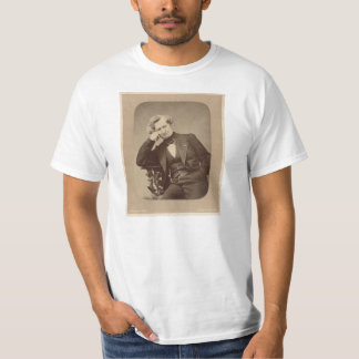 French Romantic composer Hector Berlioz T-Shirt