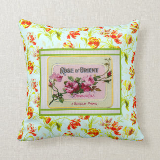 French Rose Pillows