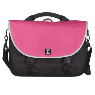 French Rose Pink Commuter Bag