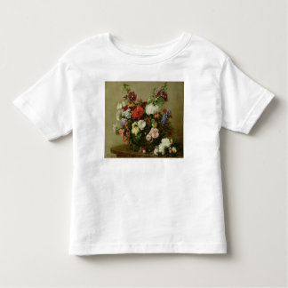 French Roses and Peonies, 1881 Toddler T-shirt