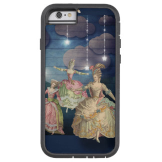 French Royals Dancing Under the Twinkling Lights Tough Xtreme iPhone 6 Case