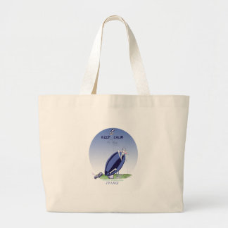french rugby ball, tony fernandes jumbo tote bag